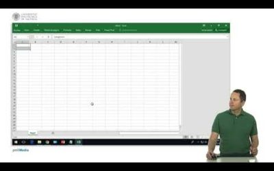 Excel. Power Query. Importar datos de una base de datos | 22/107 | UPV